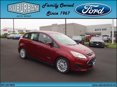 2017 Ford C-MAX Energi for sale in Sandy OR