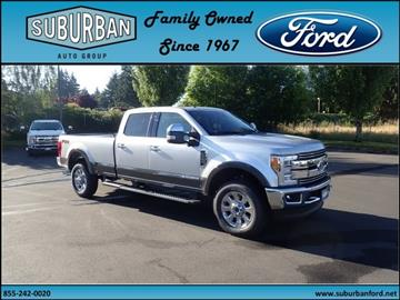 2017 Ford F-350 Super Duty for sale in Sandy, OR
