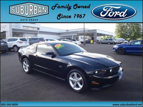 2010 Ford Mustang for sale in Sandy OR