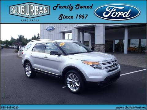 2015 Ford Explorer for sale in Sandy, OR