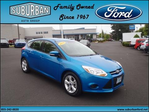 2014 Ford Focus for sale in Sandy OR