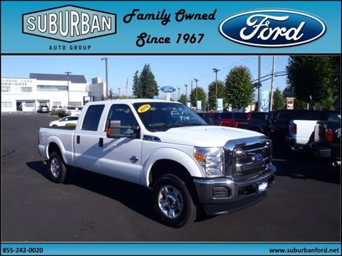 2016 Ford F-250 Super Duty for sale in Sandy, OR