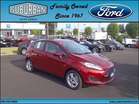 2017 Ford Fiesta for sale in Sandy OR