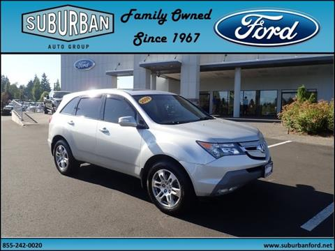 2009 Acura MDX for sale in Sandy OR
