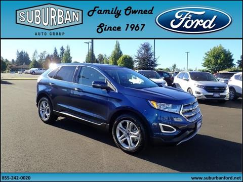 2017 Ford Edge for sale in Sandy OR
