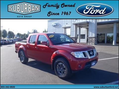 2014 Nissan Frontier for sale in Sandy OR
