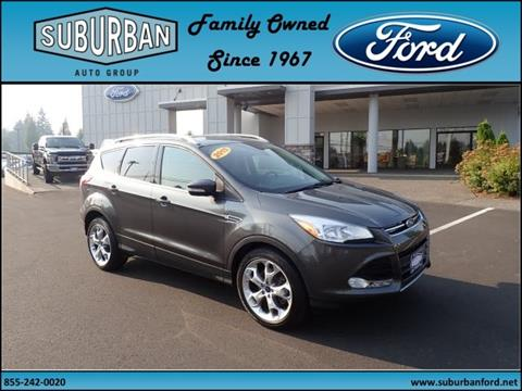 2015 Ford Escape for sale in Sandy, OR
