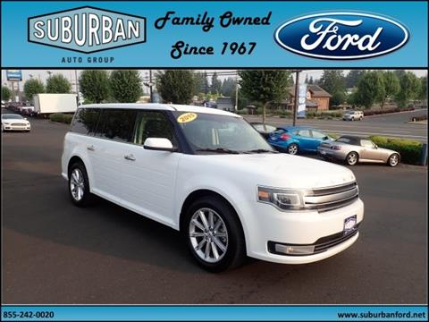 2015 Ford Flex for sale in Sandy, OR