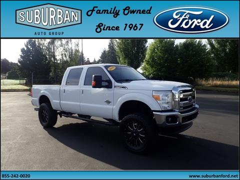 2015 Ford F-250 Super Duty for sale in Sandy OR