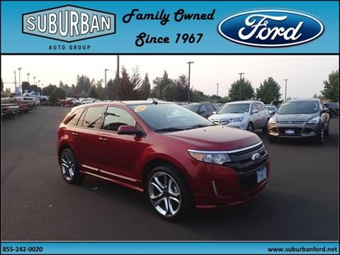2014 Ford Edge for sale in Sandy OR