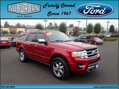 2015 Ford Expedition for sale in Sandy OR