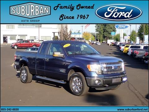 2013 Ford F-150 for sale in Sandy, OR