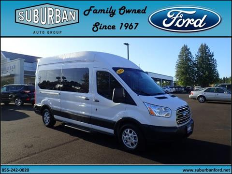 2015 Ford Transit Wagon for sale in Sandy OR