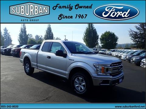 2018 Ford F-150 for sale in Sandy, OR