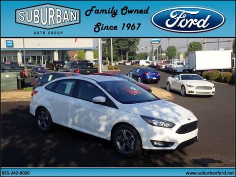 2017 Ford Focus for sale in Sandy, OR