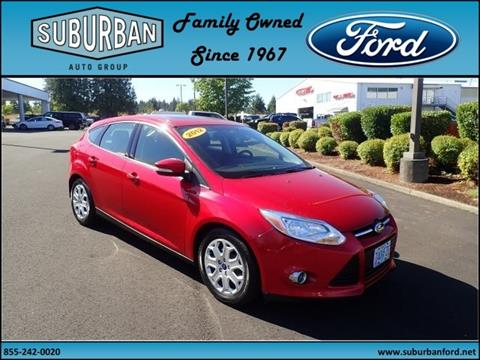 2012 Ford Focus for sale in Sandy, OR
