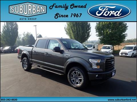 2017 Ford F-150 for sale in Sandy OR