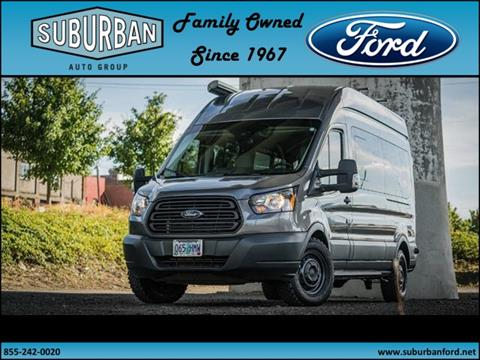 2015 Ford Transit Cargo for sale in Sandy, OR