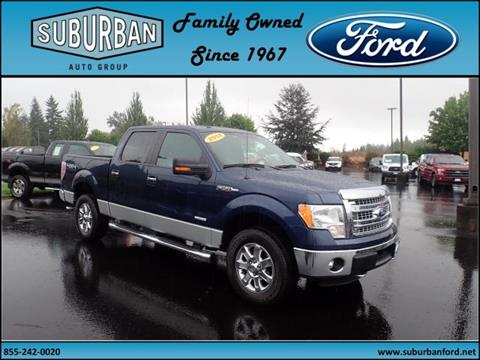 2014 Ford F-150 for sale in Sandy, OR