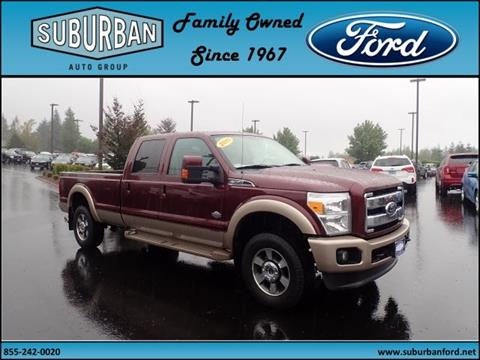 2011 Ford F-350 Super Duty for sale in Sandy OR