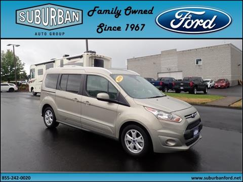 2016 Ford Transit Connect Wagon for sale in Sandy, OR