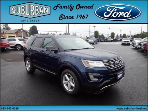 2017 Ford Explorer for sale in Sandy OR