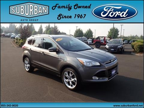 2014 Ford Escape for sale in Sandy OR