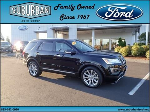 2016 Ford Explorer for sale in Sandy OR