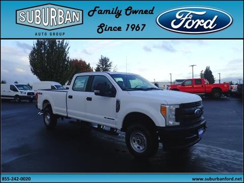 2017 Ford F-250 Super Duty for sale in Sandy, OR