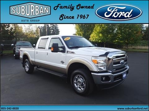 2011 Ford F-350 Super Duty for sale in Sandy, OR