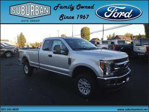 2017 Ford F-250 Super Duty for sale in Sandy OR