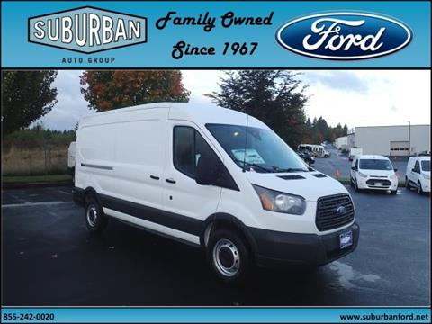 2018 Ford Transit Cargo for sale in Sandy, OR