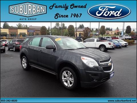 2012 Chevrolet Equinox for sale in Sandy OR