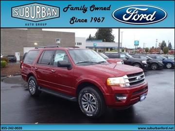 2017 Ford Expedition for sale in Sandy, OR