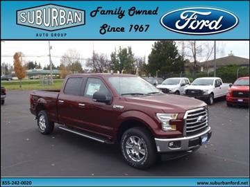 2017 Ford F-150 for sale in Sandy, OR