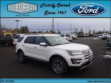 2017 Ford Explorer for sale in Sandy, OR