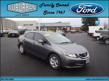 2013 Honda Civic for sale in Sandy, OR