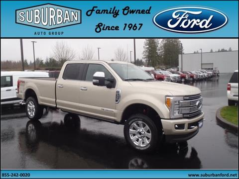 2017 Ford F-350 Super Duty for sale in Sandy OR