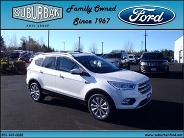 2017 Ford Escape for sale in Sandy, OR