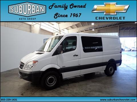2012 Mercedes-Benz Sprinter for sale in Sandy, OR