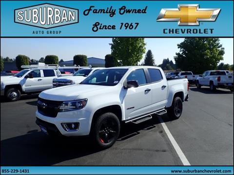 2017 Chevrolet Colorado for sale in Sandy, OR