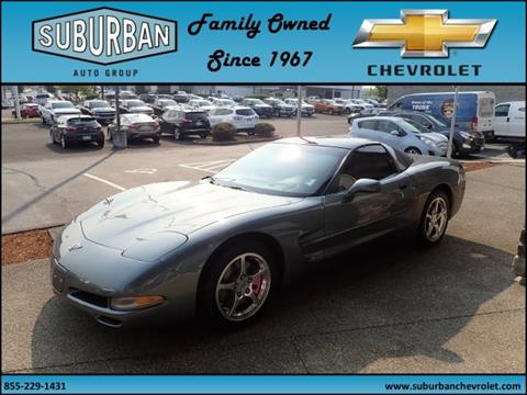 2003 Chevrolet Corvette for sale in Sandy, OR