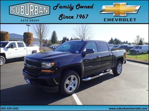 2018 Chevrolet Silverado 1500 for sale in Sandy, OR