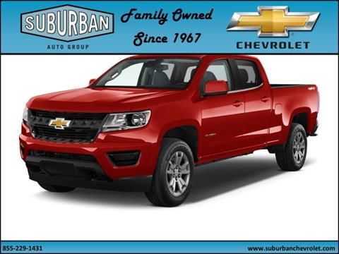2017 Chevrolet Colorado for sale in Sandy, OR