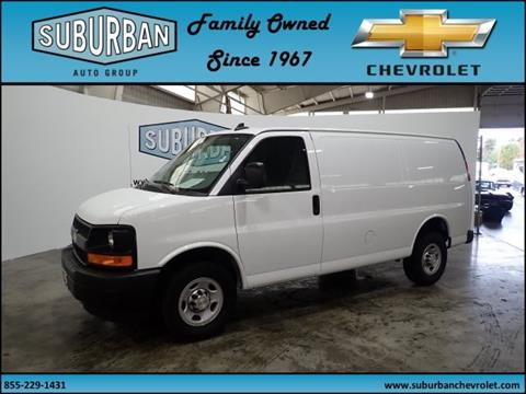 2017 Chevrolet Express Cargo for sale in Sandy, OR