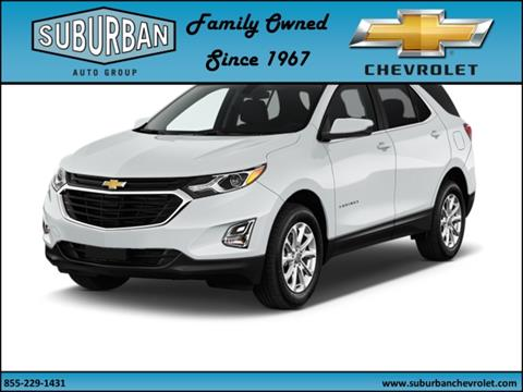 2018 Chevrolet Equinox for sale in Sandy, OR