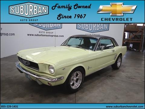 1966 ford mustang for sale carsforsale 1966 ford mustang for sale in sandy or sciox Gallery
