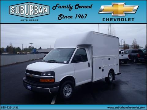 2017 Chevrolet Express Cutaway for sale in Sandy, OR