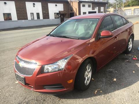 2013 Chevrolet Cruze for sale in Menands, NY