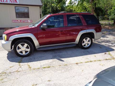 2008 Chevrolet TrailBlazer for sale in Imperial, MO